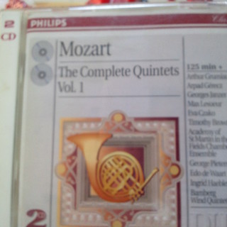モーツァルト Mozart The Complete Quint...