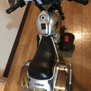子供用 電動バイク  アメリカンタイプ − 大阪府