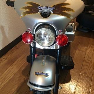 子供用 電動バイク  アメリカンタイプ - 大阪市
