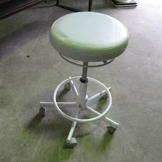 スツール 上下昇降あり ハイチェア キャスター付き 回転椅子