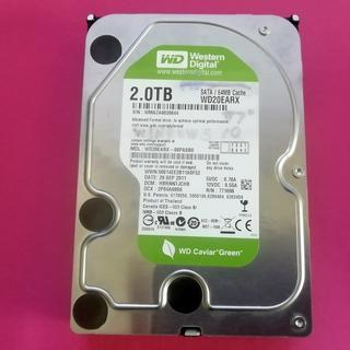 Western Digital  3.5インチHDD 2TB