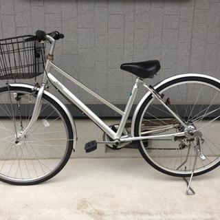 自転車27インチMollis
