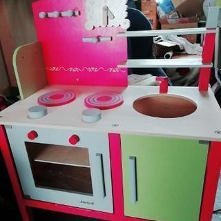 おままごと キッチン トイザらス限定 木製ビストロキッチン
