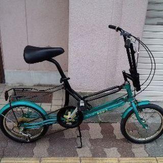 [オールド] EGG'S 16吋折り畳み自転車(MADE IN ...