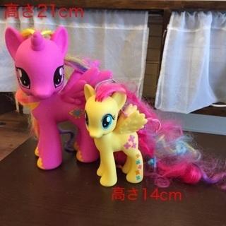 My little pony人形