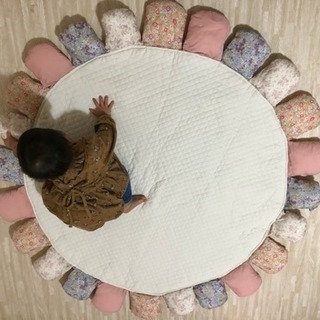 サニーマット 赤ちゃんの写真撮影やベビーベッドの様にお使い下さい☆