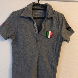 VIOLA RUMORE イタリア ポロシャツ