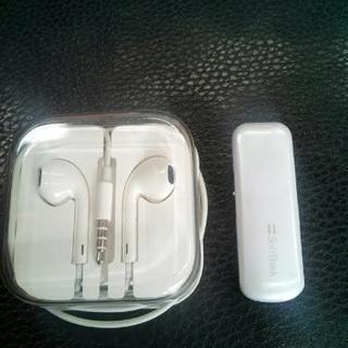 🍎純正イヤフォン🎧&Bluetooth端末