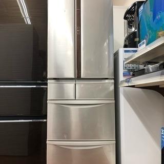 安心1年保証!Panasonic6ドア冷蔵庫