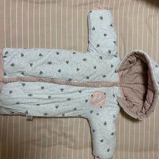 赤ちゃんの防寒コート