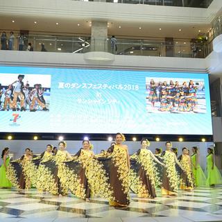 JR神田駅側のフラダンス、タヒチアンダンス教室(4歳~85歳)新規...