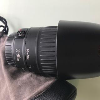 キャノン CANON ZOOM EF 90-300mm ・レンズフ...
