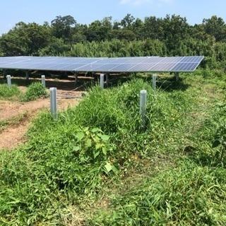 全国太陽光発電所建設工事