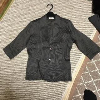 イタリア製 麻ジャケット