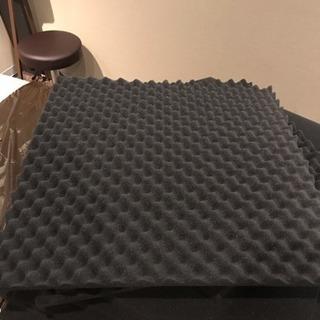 吸音材 ウレタンスポンジ  緩衝材 クッション材