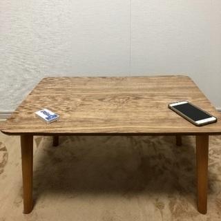 ちゃぶ台(木製ローテーブル)