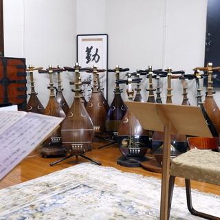 荒井靖水 横浜琵琶教室