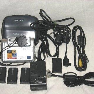 ★値下げ★ SONY デジタルスチルカメラ サイバーショット