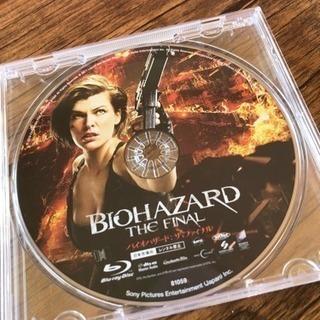 バイオハザード : ザ・ファイナル[Blu-rayディスクのみ]