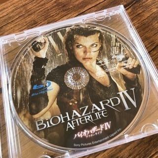 バイオハザードⅣ アフターライフ[Blu-rayディスクのみ]