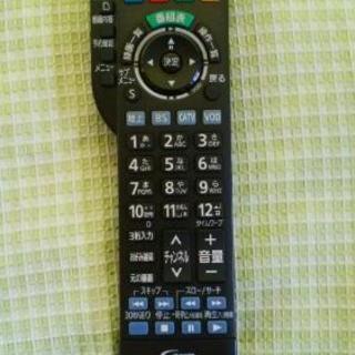 テレビのリモコン Panasonic