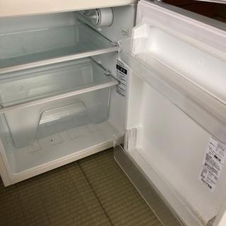 2ドア 冷凍冷蔵庫  ツインバード工業 保証付き - 家電