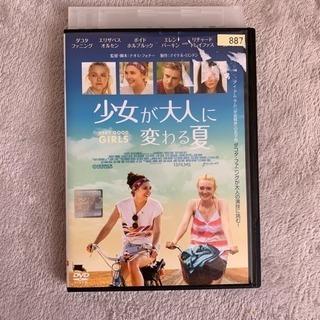 少女が大人に変わる夏 DVD