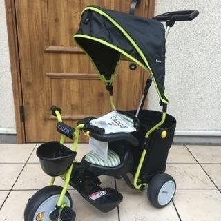 取引完了 美品 アイデス カーゴプラス 三輪車