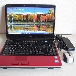 高速SSD240GB搭載 FMV-BIBLO NF/E75…