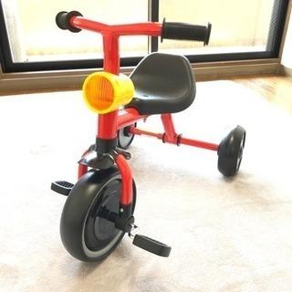 値下げ☆子供(3歳頃~)三輪車 未使用☆*°