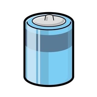 電池1の画像
