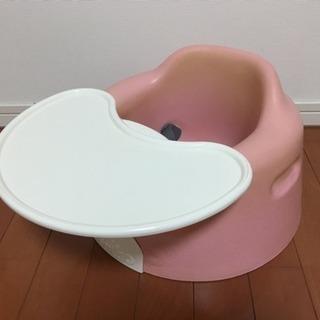 バンボ ピンク テーブル付き