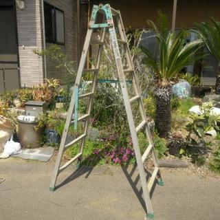 お届けも可能!日本製 ハセガワ アルミ梯子 2メートル