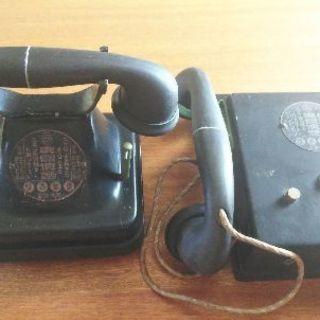 アンティーク電話器