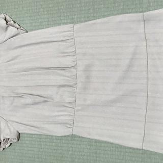 JUNブランド「CERCHIO」の半袖Lサイズワンピース、未使用...