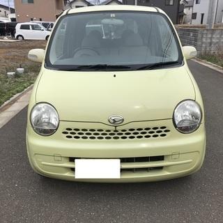 総額10万円 😉ムーヴラテ😉L550S😉イエロー😉車検9月まで有...