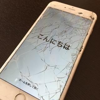 iPhone6 plus 64GB ゴールド ジャンク品