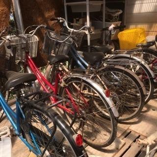 自転車!オートバイ!安心無料回収、リサイクルサガミ