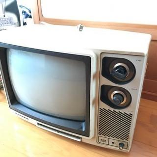 レトロ TV テレビ