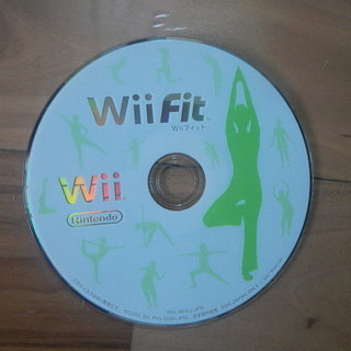 Wii Fit ウィー フィット ケースなし