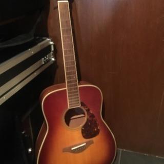 ヤマハ YAMAHA ギター FG720S 豪華おまけ