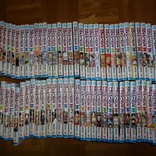 コミック one piece(ワンピース)1~66巻(4巻を除く)
