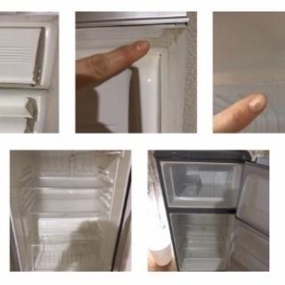 二段冷蔵庫