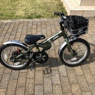 子供用16インチ自転車jeep