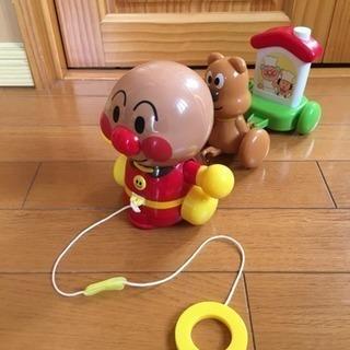 【処分前】アンパンマン メロディーおさんぽアンパンマン
