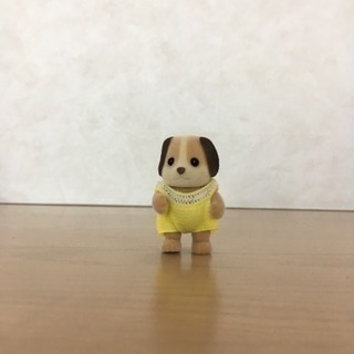 シルバニア*イヌの赤ちゃん(箱付き)