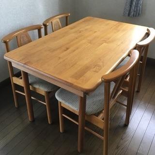 食卓テーブル(決まりました)