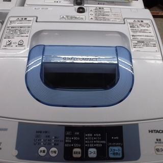 ,【引取限定】日立 NW-5TR 洗濯機 【ハンズクラフト八幡西店
