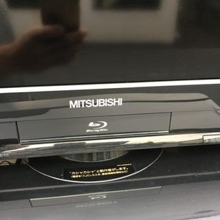 ブルーレイ内蔵型テレビ32インチ