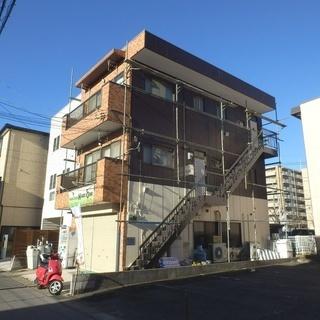 東川口駅から徒歩5分圏内 3DK バルコニー付 フリーレント相談可...